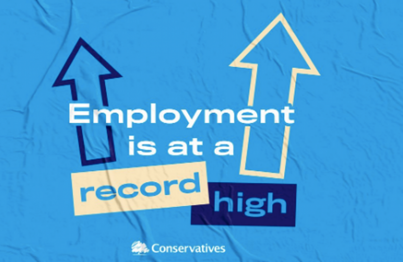 record high employment
