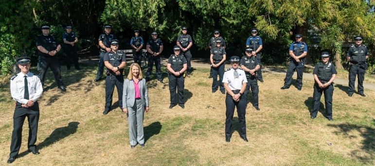SUSSEX RURAL CRIME TEAM LAUNCHED