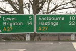 A27 road improvements move closer