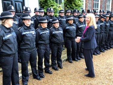 More police for Sussex