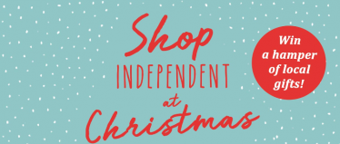 shop independent this Christmas